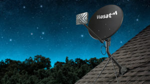 Viasat Satellite Dish